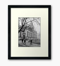 St Philip's Cathedral, Birmingham, UK Framed Print