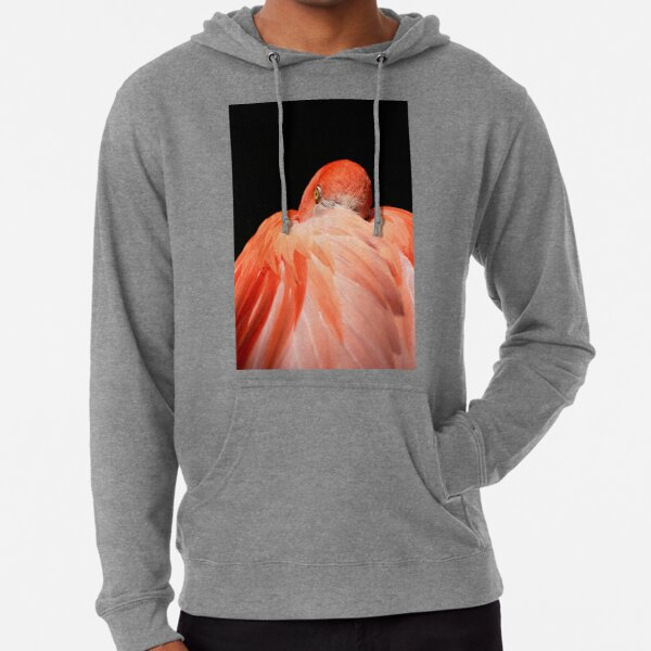 Flamingo Lightweight Hoodie