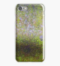 Methane Release iPhone Case/Skin