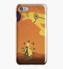 Jinchuriki iPhone Case/Skin
