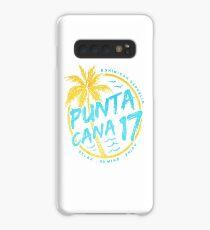 Punta Cana 2017 Dominikanische Republik Hülle & Klebefolie für Samsung Galaxy
