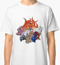 Tailed Beasts Classic T-Shirt