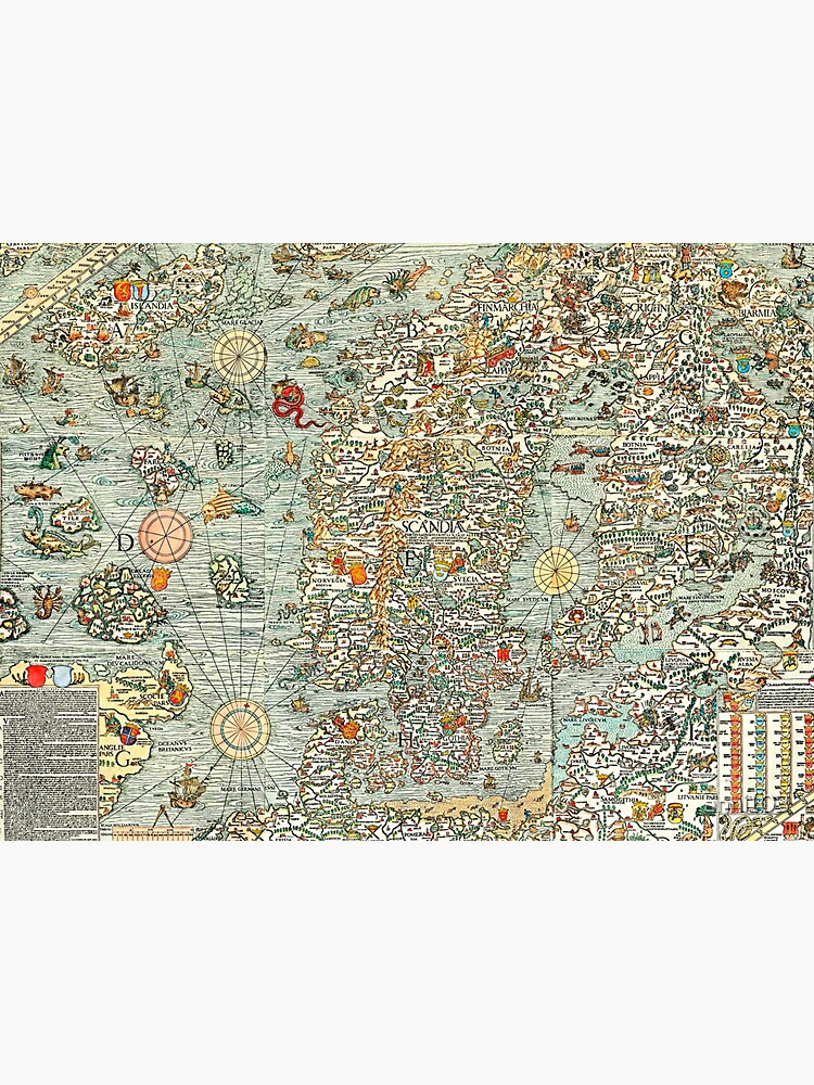 Ancient map by anni103