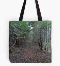 The Road That Was Tote Bag