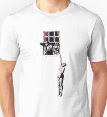 Banksy - Park Street Indiscretion Unisex T-Shirt