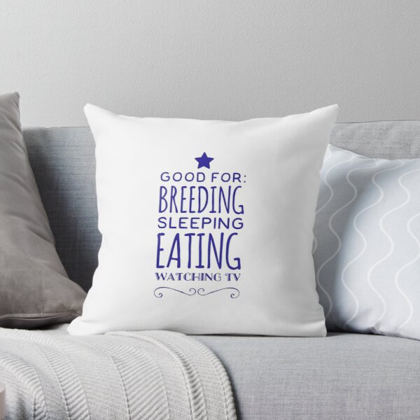 Good for Throw Pillow