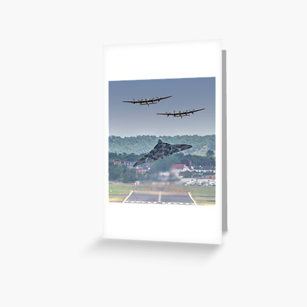 AVRO Trio - The 3 Sisters  Greeting Card