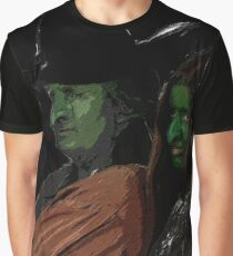 Apprentice and tutor Witch Hazel Graphic T-Shirt