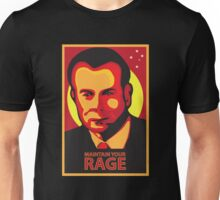 Gough Whitlam - Maintain Your Rage Unisex T-Shirt