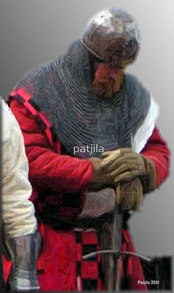 Prayer of a Knight  by patjila