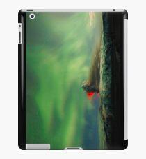 Northern Lights Eruption iPad Case/Skin