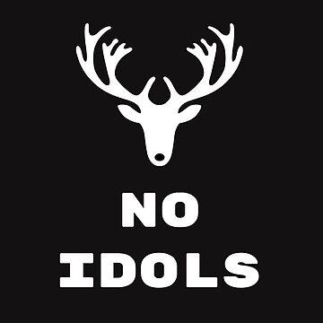 No Idols by christgang