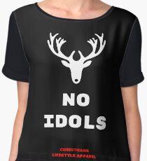 No Idols Women's Chiffon Top