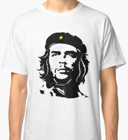 Che Guevara in star beret Classic T-Shirt