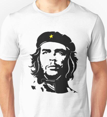 Che Guevara in star beret T-Shirt