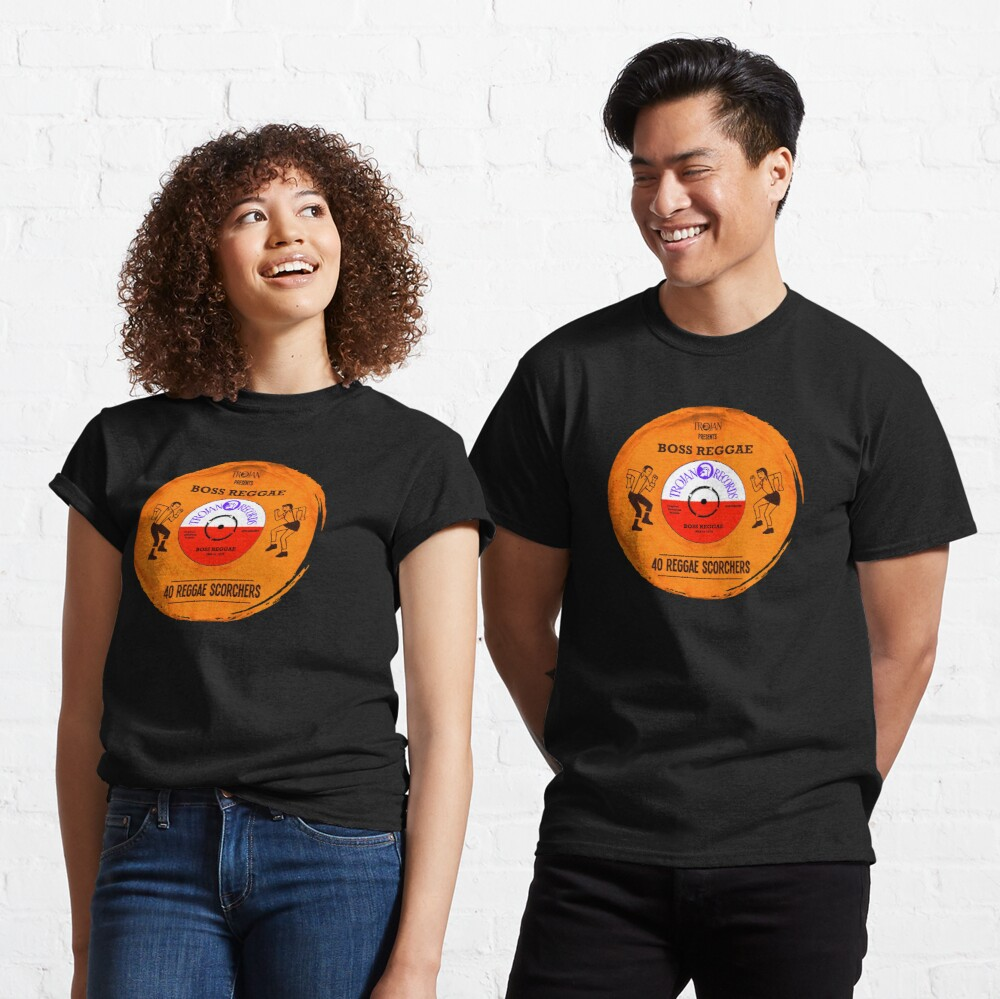 BOSS REGGAE VINYL Classic T-Shirt