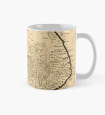 Map Of Ceylon 1722 Mug