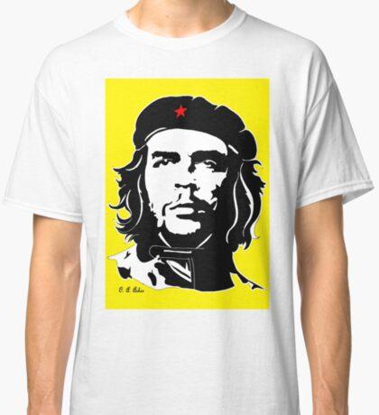 Che Guevara yellow background Classic T-Shirt