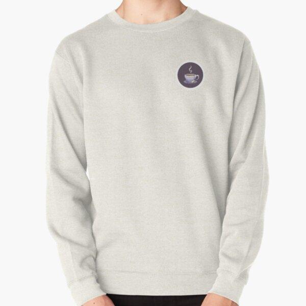 Cup of Tea Games Official T Shirt - DESIGN #2 Pullover Sweatshirt