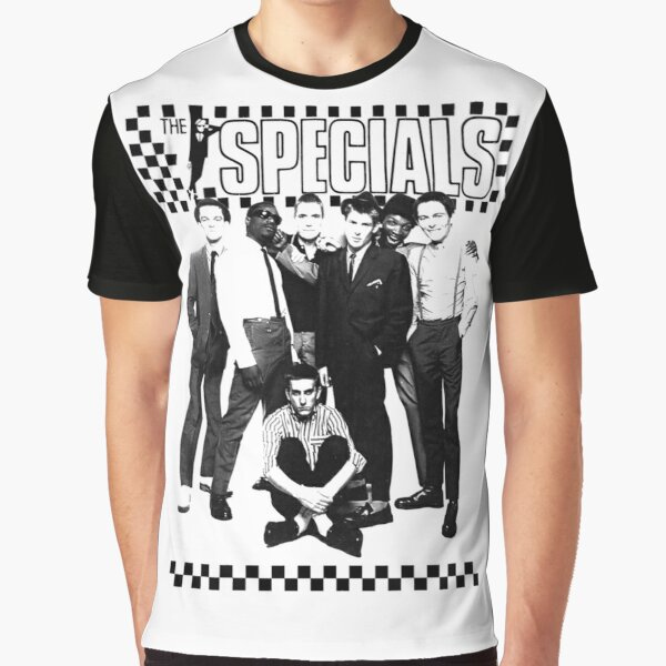 THE SPECIALS UK Graphic T-Shirt