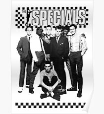 Póster THE SPECIALS UK