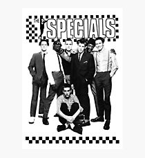 THE SPECIALS UK Photographic Print