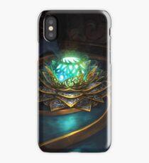Masterpiece Lotus iPhone Case
