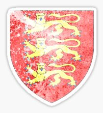 England Coat of Arms Sticker