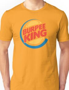 Burpee King Fitness Unisex T-Shirt