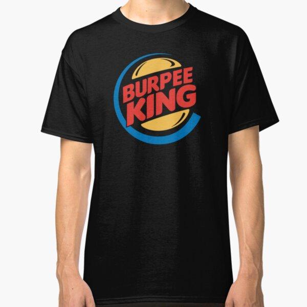 Burpee King Fitness Classic T-Shirt