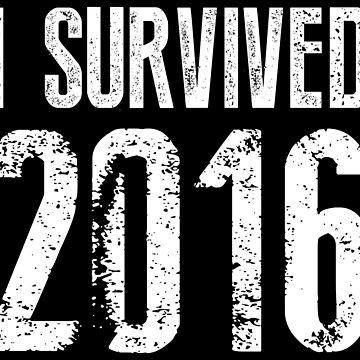 I SURVIVED 2016 by ManuPOP