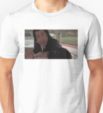 Vince Vega Shot Marvin In The Face! Unisex T-Shirt