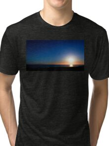 Ventura Sunset Tri-blend T-Shirt
