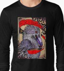 Ex Libris Bird Long Sleeve T-Shirt
