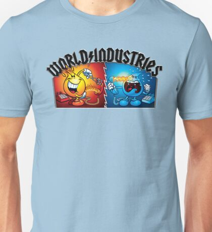 World Industries Skateboards Unisex T-Shirt