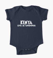 Kenya Superpowers T-shirt One Piece - Short Sleeve