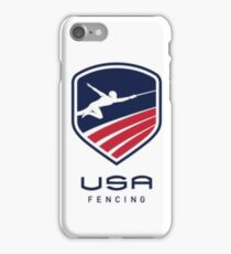 US Fencing iPhone Case/Skin
