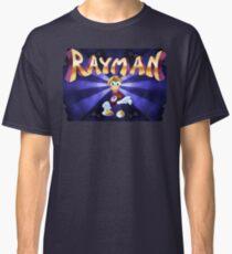 Rayman (Jaguar Title Screen) Classic T-Shirt