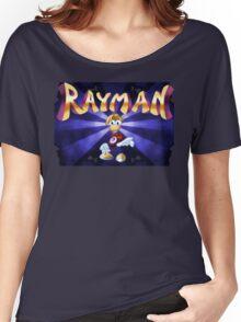 Rayman (Jaguar Title Screen) Women's Relaxed Fit T-Shirt