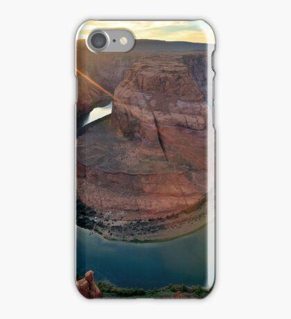 Horsehoe Bend, Page Arizona, Colorado River... iPhone Case/Skin