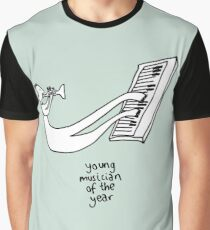 Young Musician Of The Year Graphic T-Shirt