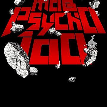 Mob Psycho 100 by imposibear