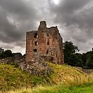 Norham Castle by jasminewang