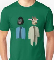 Dirk Gently Vector T-Shirt