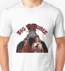 """Big Trouble"" Unisex T-Shirt"