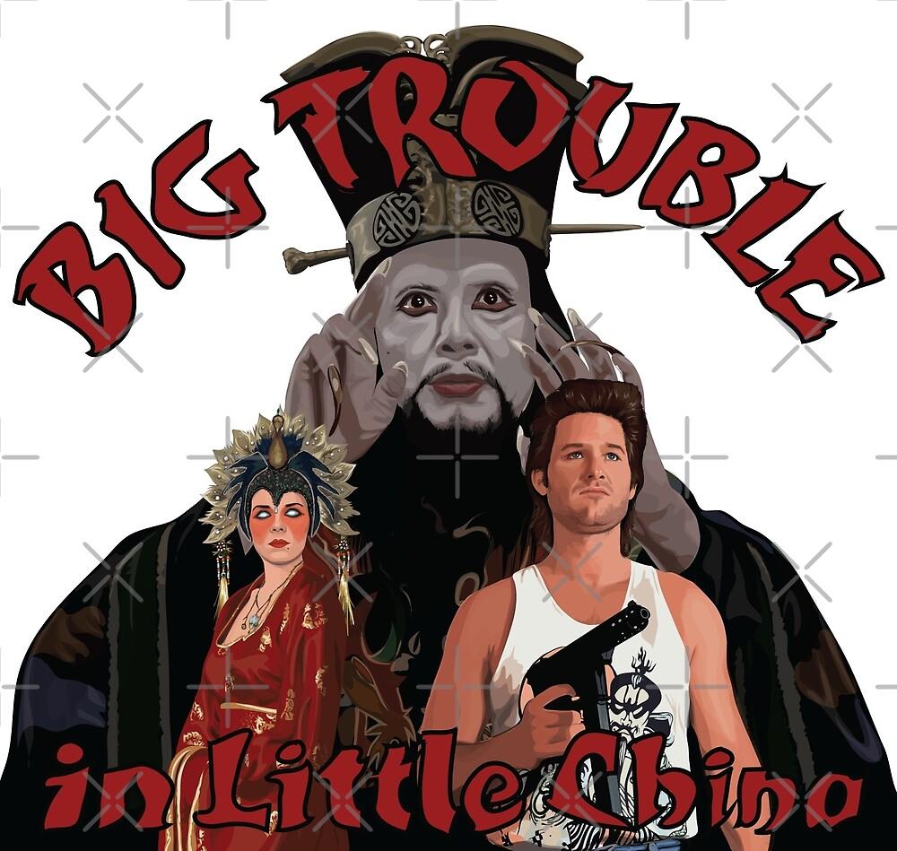 """Big Trouble"" by jomorley"