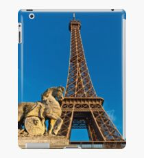 Tour Eiffel iPad Case/Skin