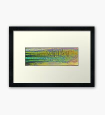 The Simple Way Framed Print