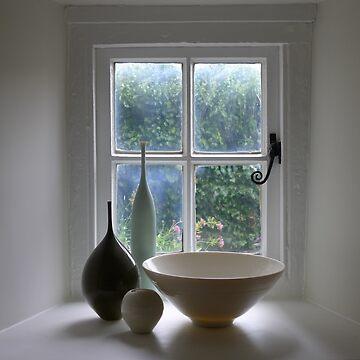 Dawnlight window by Langie