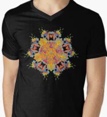 Psychedelic jungle kaleidoscope ornament 21 T-Shirt